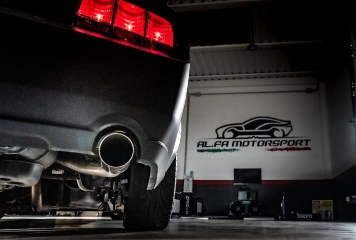 AL.FA Motorsport for Bapro