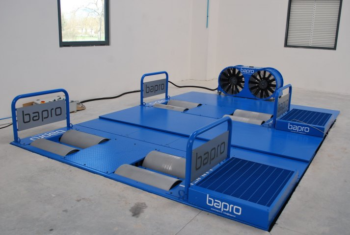 roller chassis dynamometers bapro cover